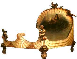 161 Bett der Paiva