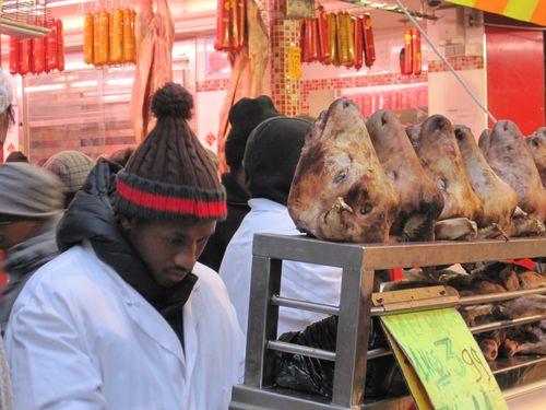afrik. Markt Rue Dejean 041