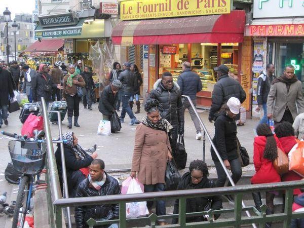 La Goutte d\'Or oder Klein-Afrika in Paris – Paris und Frankreich Blog