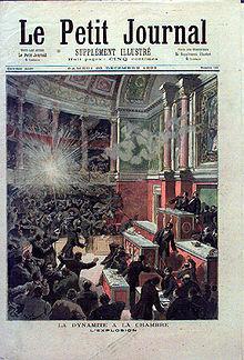 220px-Le_Petit_Journal_-_Explosion_à_la_Chambre Auguste Vaillant