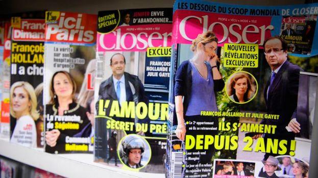 France President's Affair