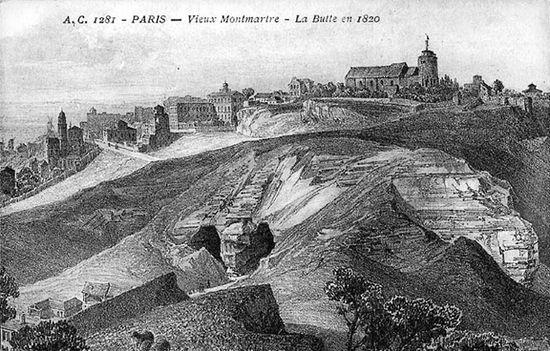 montmartre_1820