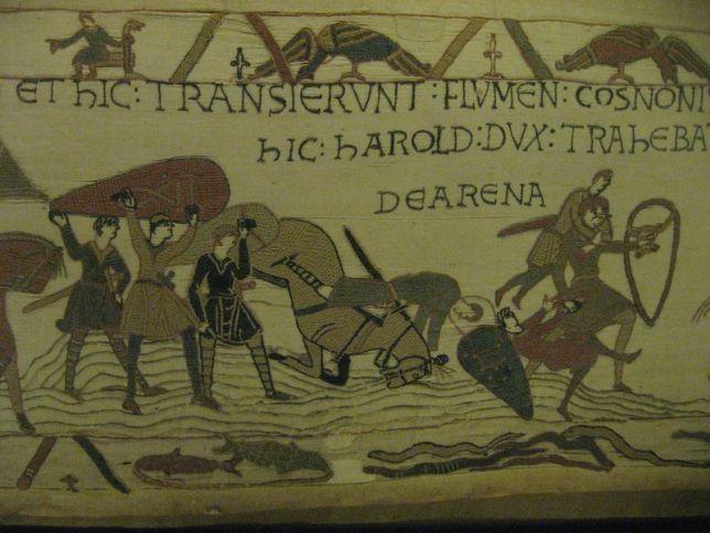 Teppich von Bayeux Mont St MichelIMG_9894 (2)