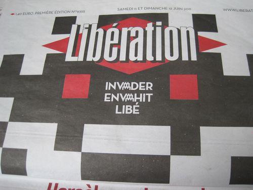 liberation Ausgabe zum 1000. 001