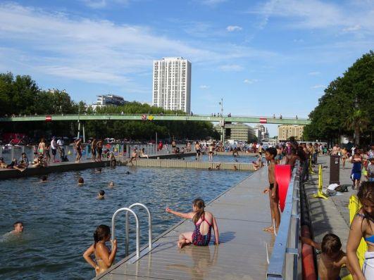 DSC00105 Baignade La Villette August 2017 (6)