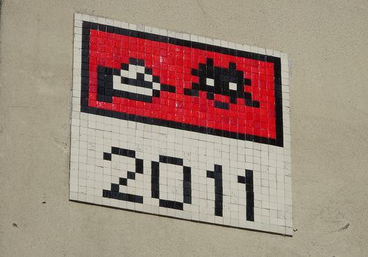 DSC00620 Invader mit Jahreszahl