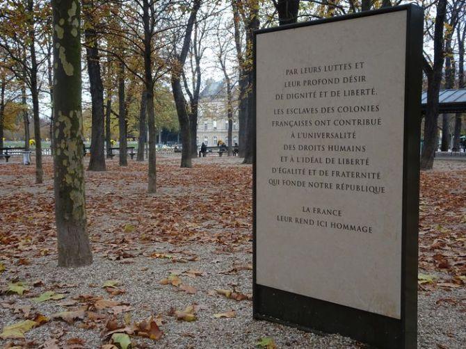 DSC01414 jardin du Lux monument esclavage (7)