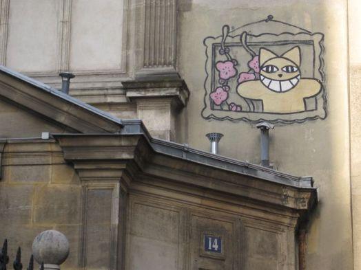 001 Kater Ecole des Beaux Arts