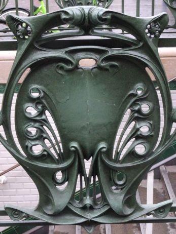 Hector Guimard: Jugendstil in Paris/Art Nouveau à Paris (1 ...
