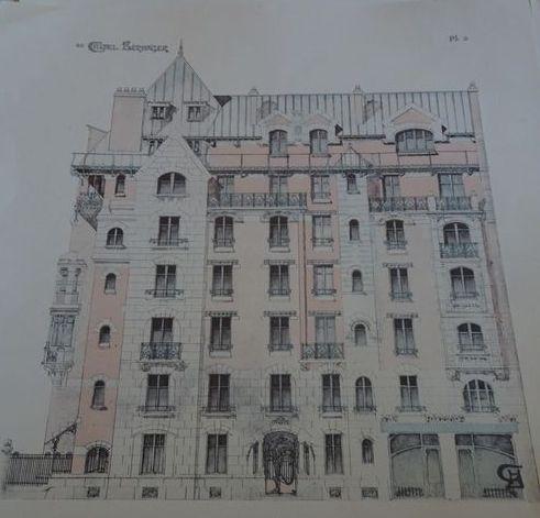 Hotel Mezzara Hector guimard (65)