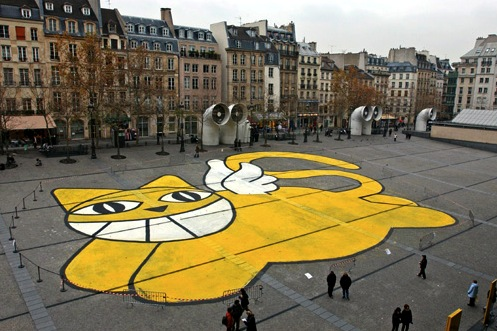 M.-Chat-Vuille-Beaubourg-1973