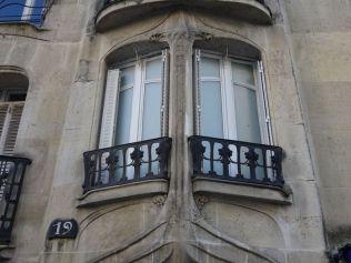 rue Delafontaine Hector guimard (64)