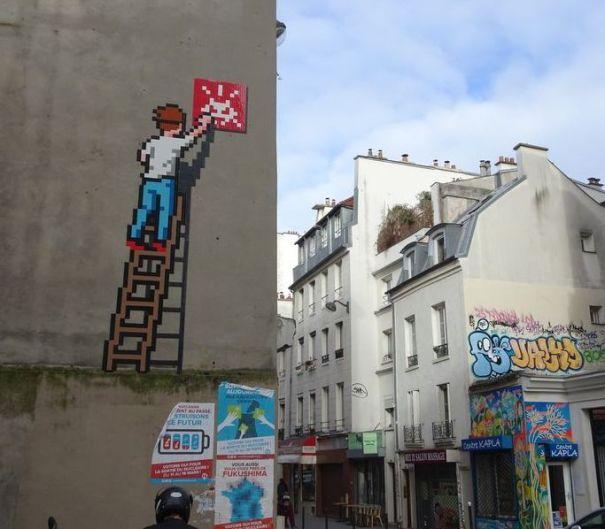 DSC02890 Invader rue de Montreuil (3)