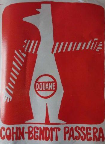 DSC02960 Dany Cohn Bendid 1968 Plakat