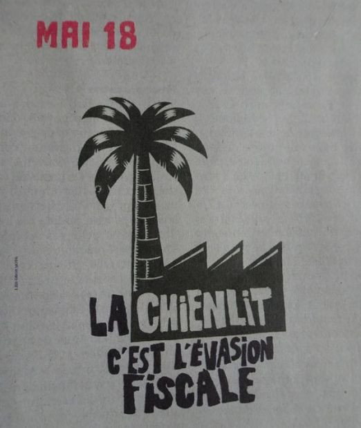 DSC00466 Werbung La Chienlit (2)