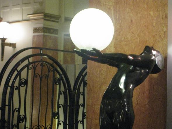 Das Hotel Lutetia (1): Ein Bauwerk zwischen Art Nouveau und ...