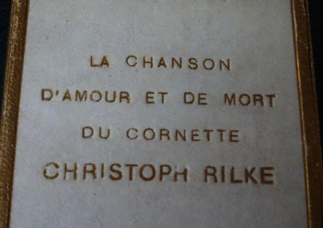 DSC00226 Remi Dreyfus Cornet Rilke April 2018 (7)