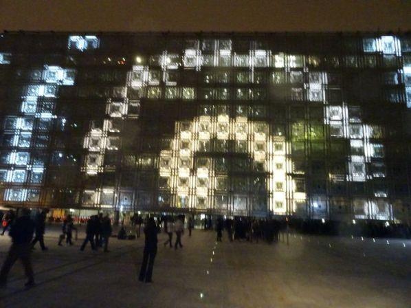 DSC01073 nuit blanche Paris 2017 Inst monde arabe (2)