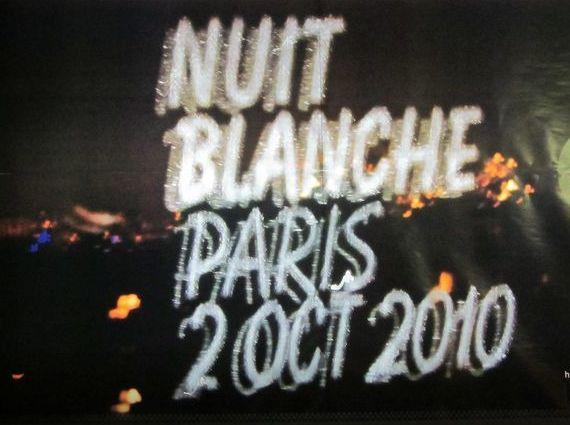 Paris Nuit Blanche 2.10.2010 001