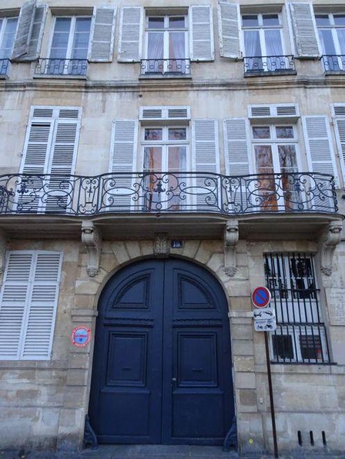 DSC06438 Ile St LouisCamille Claudel (1)