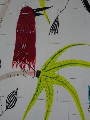 DSC02484 Street Art febr. 2018 Quai 36 (13)