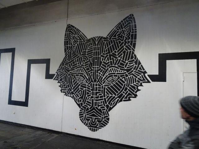 DSC02484 Street Art febr. 2018 Quai 36 (21)