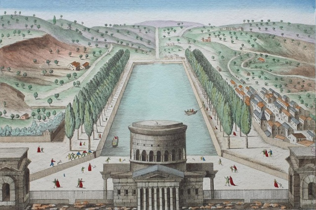 Bassin_de_la_Villette_1820