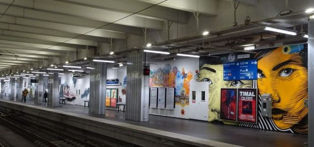 DSC07256 Gare du Nord März 2020 (14)