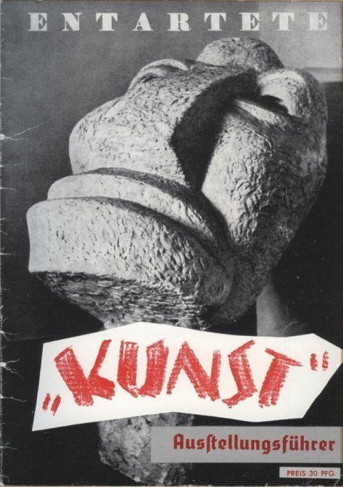 """Freundlich-Großer-Kopf-""""Der-neue-Mensch""""-Ausstellungsführers-zu-Entartete-Kunst-e1532960874465"""