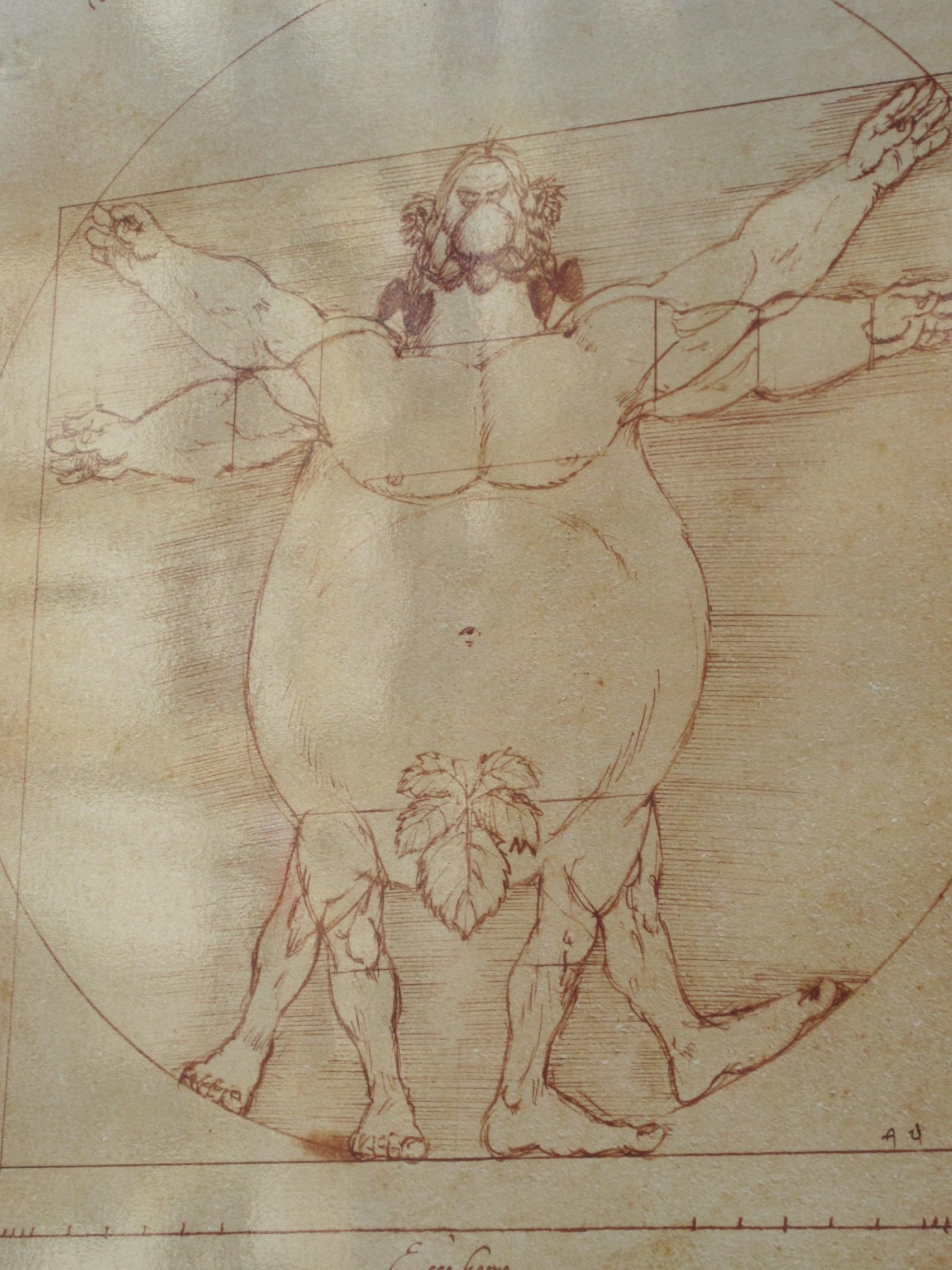 Obelix Leonardo Cluny 002