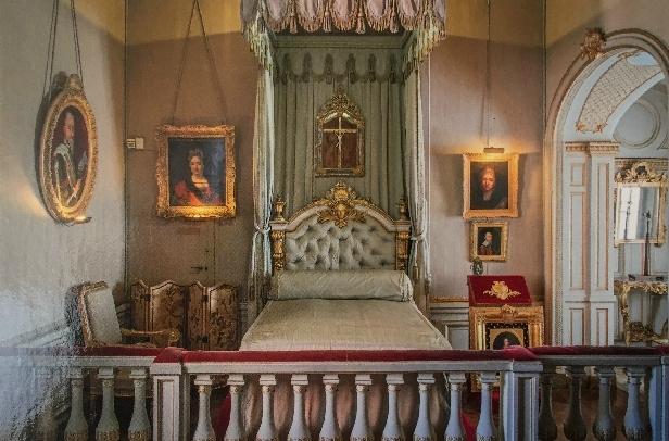 102739140 Schlafzimmer von M de Maintenon